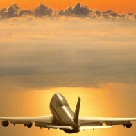 Boeing 747 Wallpaper