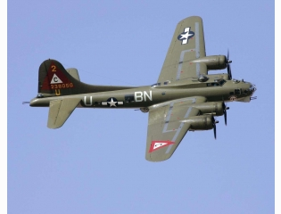 Boeing B 17g Flying Fortress Wallpaper