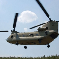 Boeing Ch 47 Chinook Wallpaper 01