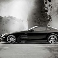 Brabus Mercedes Benz Slr Mclaren Hd Wallpapers