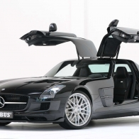 Brabus Mercedes Benz Sls Amg 2011 Hd Wallpapers