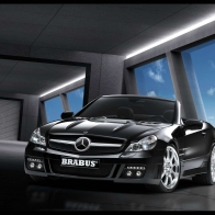 Brabus Mercedes Sl Class Hd Wallpapers
