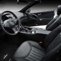 Brabus Mercedes Sl Class Interior Hd Wallpapers