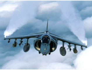 British Aerospace Harrier Wallpaper