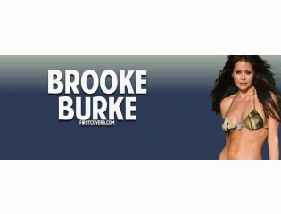 Brooke Burke Cover