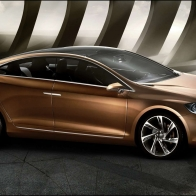 Brown Car Hd Wallpaper