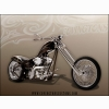 Brown Chopper Wallpaper