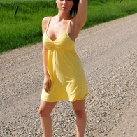 Bryci Bliss On The Country Road