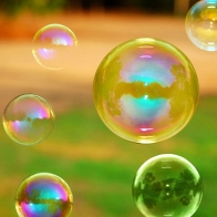 Bubbles Wallpaper 13