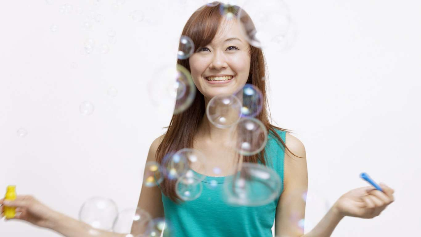 Bubbles Wallpaper 14