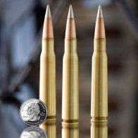 Bullets Of Sniper Gun Usa
