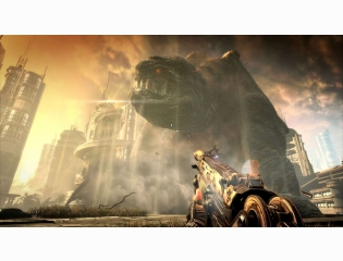 Bulletstorm Giant Monster
