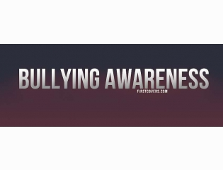 Bullying Awareness Cover