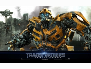 Bumblebee Transformers Dark Of The Moon Wallpapers