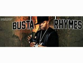 Busta Rhymes Cover