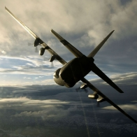 C 130 Hercules 1 Wallpaper