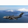 C 17 Globemaster Iii Over Alaska Wallpapers