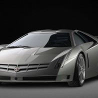 Cadillac Cien Concept 3 Hd Wallpapers
