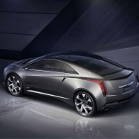 Cadillac Converj Concept Car Hd Wallpapers