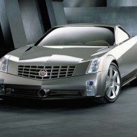 Cadillac Evoq Concept Car Hd Wallpapers