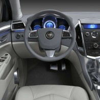 Cadillac Provoq Concept Interior Hd Wallpapers