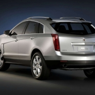 Cadillac Srx Crossover 2 Hd Wallpapers