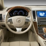 Cadillac Sts Car Interior Hd Wallpapers