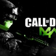 Call Of Duty Modern Warfare 4 Game
