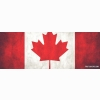 Canadian Flag Cover