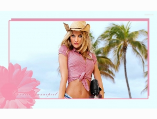 Candice Swanepoel 13 Wallpapers