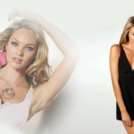 Candice Swanepoel 14 Wallpapers