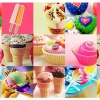 Download candy and dessert collage cover, candy and dessert collage cover  Wallpaper download for Desktop, PC, Laptop. candy and dessert collage cover HD Wallpapers, High Definition Quality Wallpapers of candy and dessert collage cover.