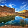 canyon reflections,nature landscape Wallpapers, nature landscape Wallpaper for Desktop, PC, Laptop. nature landscape Wallpapers HD Wallpapers, High Definition Quality Wallpapers of nature landscape Wallpapers.