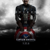 Captain America First Avenger Wallpapers