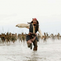 Captain Jack Sparrow Wallpaper