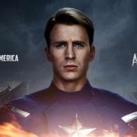 Captian America The Avengers 2 Wallpapers