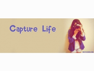 Capture Life Cover
