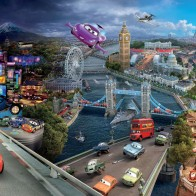 Cars 2 High Resolution Wallpapers