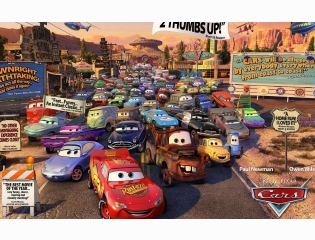 Cars Movie Review Wallpapers