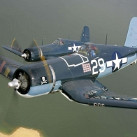 Chance Vought Fg 1d Corsair Wallpaper