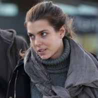 Charlotte Casiraghi Fashion Style Wallpaper Wallpapers