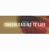 Cheerleading Is Life Cover
