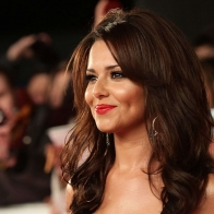 Cheryl Cole Red Lips Wallpaper Wallpapers