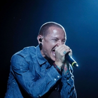Chester Bennington 2013 Wallpaper