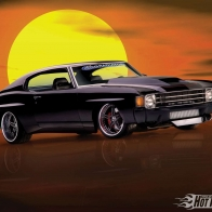 Chevelle 72 Wallpaper