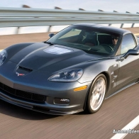 Chevorlet Corvette Zr1 Wallpaper
