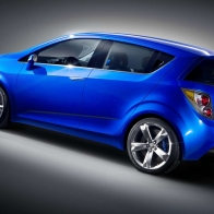 Chevrolet Aveo Rs 2 Hd Wallpapers
