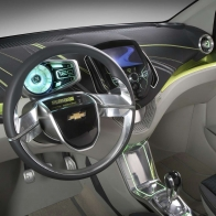 Chevrolet Beat Concept Interior Hd Wallpapers