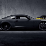 Chevrolet Camaro Black Hd Wallpapers