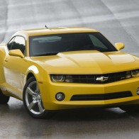 Chevrolet Camaro Bumblebee Transformers Wallpaper